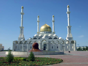 Main Mosque in Astana