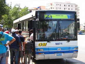 Public transport in Kazakhstan - bus