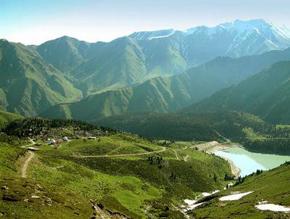 The nature of Kazakhstan - Ustyurt biosphere Resort