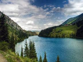The nature of Kazakhstan - Aksu Djabogli