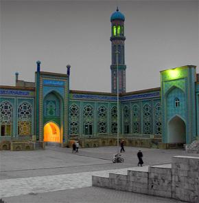 Charki mosque (Dushanbe, Tajikistan)