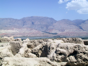 Penjikent excavations