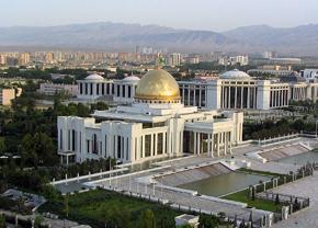 Turkmenbashy Palace