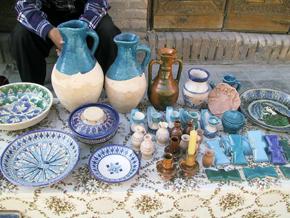 Ceramics of Uzbekistan