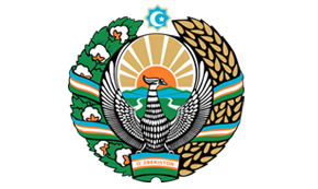 The Emblem of the Republic of Uzbekistan