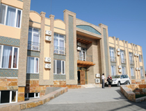 Asia Samarkand hotel
