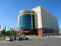 Registan Plaza hotel (ex President Palace)