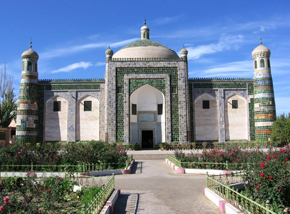 Tomb of Abakh Khoja