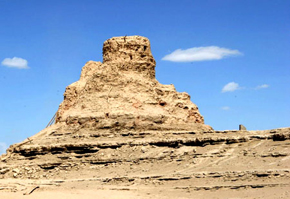 The Ancient City of Loulan