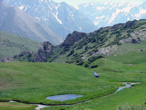 Aksu-Zhabagly Nature Reserve