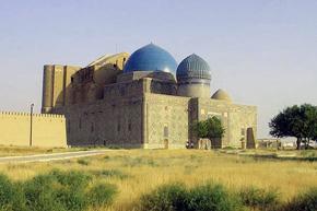 Khodja Akhmed Yasaui Mausoleum