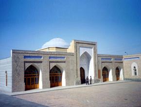 Abdullokhon Mosque - Isfara