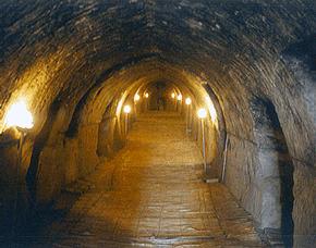 Yekedeshik Cave Town