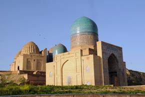 Shakhi Zinda Necropolis